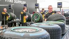 F1 Pirelli, Isola: «Pneumatici più resistenti»
