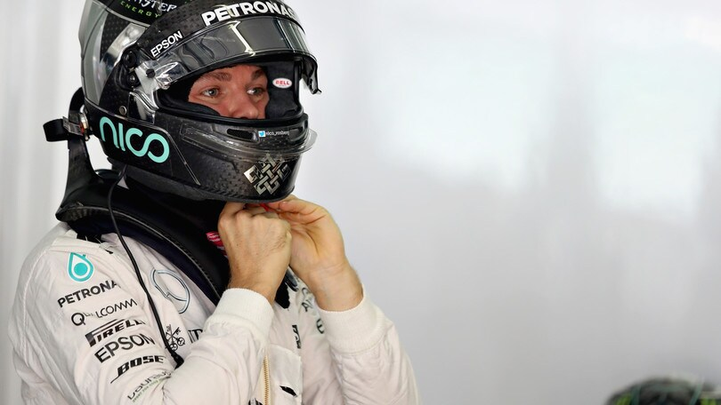 F1 Mercedes, Rosberg: «Pista impegnativa, buon grip»