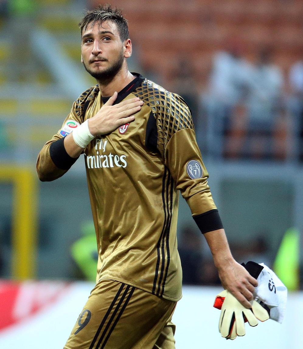 Serie A Milan, Donnarumma: un anno da grande per il golden boy