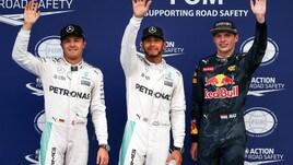 GP Malesia, Hamilton conquista la pole. Vettel è quinto