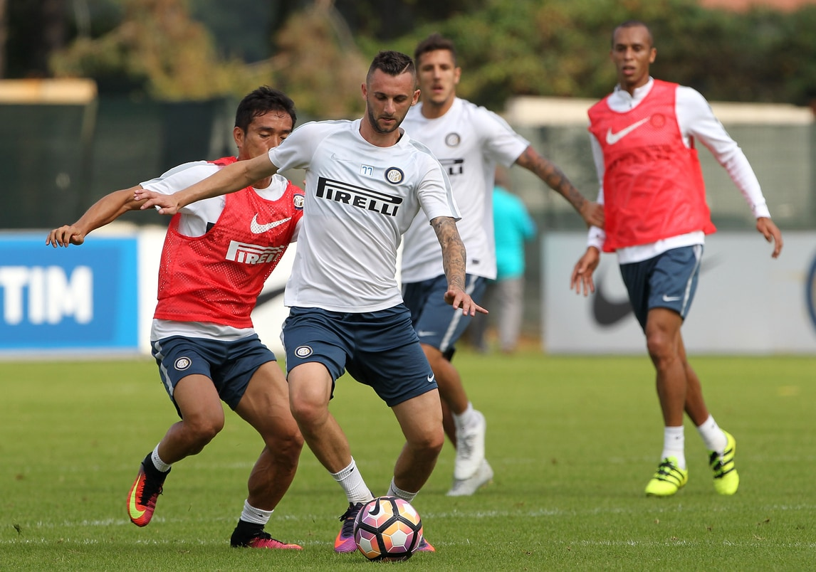 Niente Roma-Inter per Brozovic