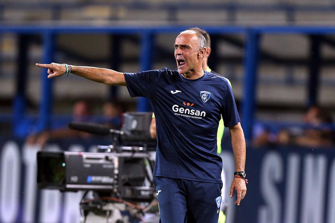Serie A, Martusciello: «Empoli, mettiamoli in difficoltà»