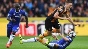 Premier League, Hull-Chelsea: le emozioni della gara