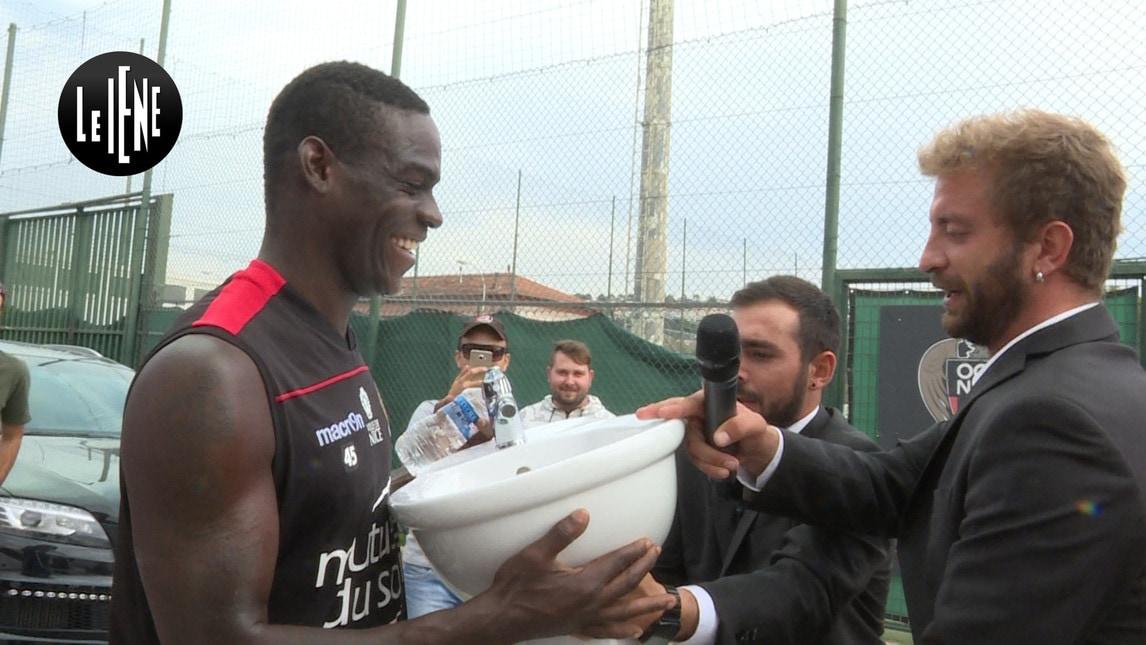 Il Nizza a difesa di Balotelli: