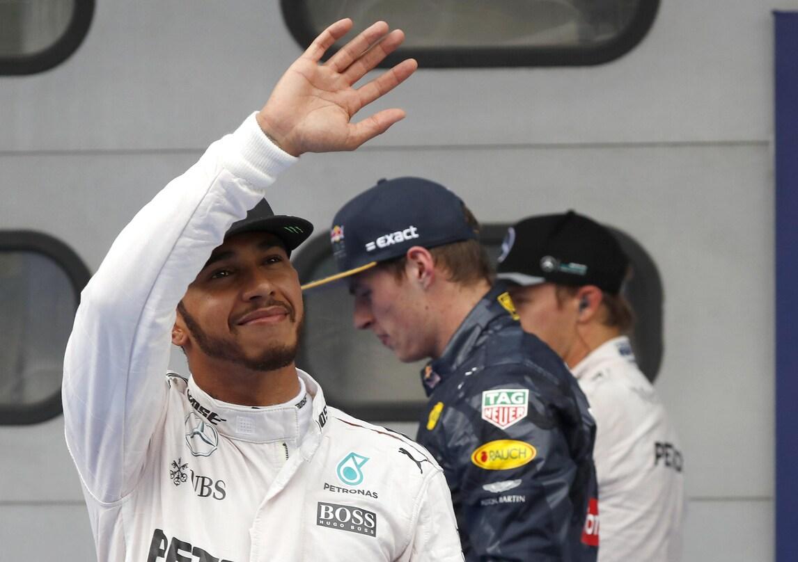 F1, Malesia: Hamilton da record, vittoria facile a 1,40