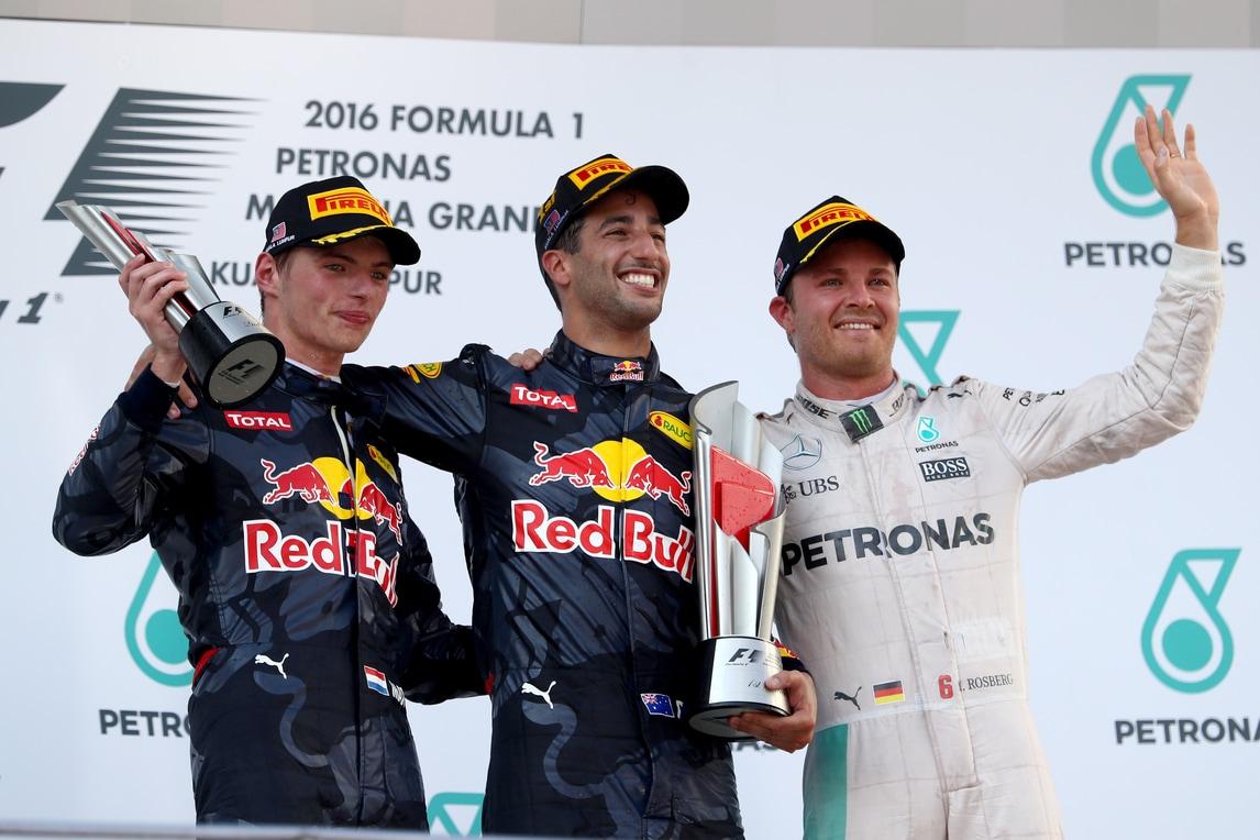 F1 Red Bull, Verstappen: «Gara difficile e faticosa»