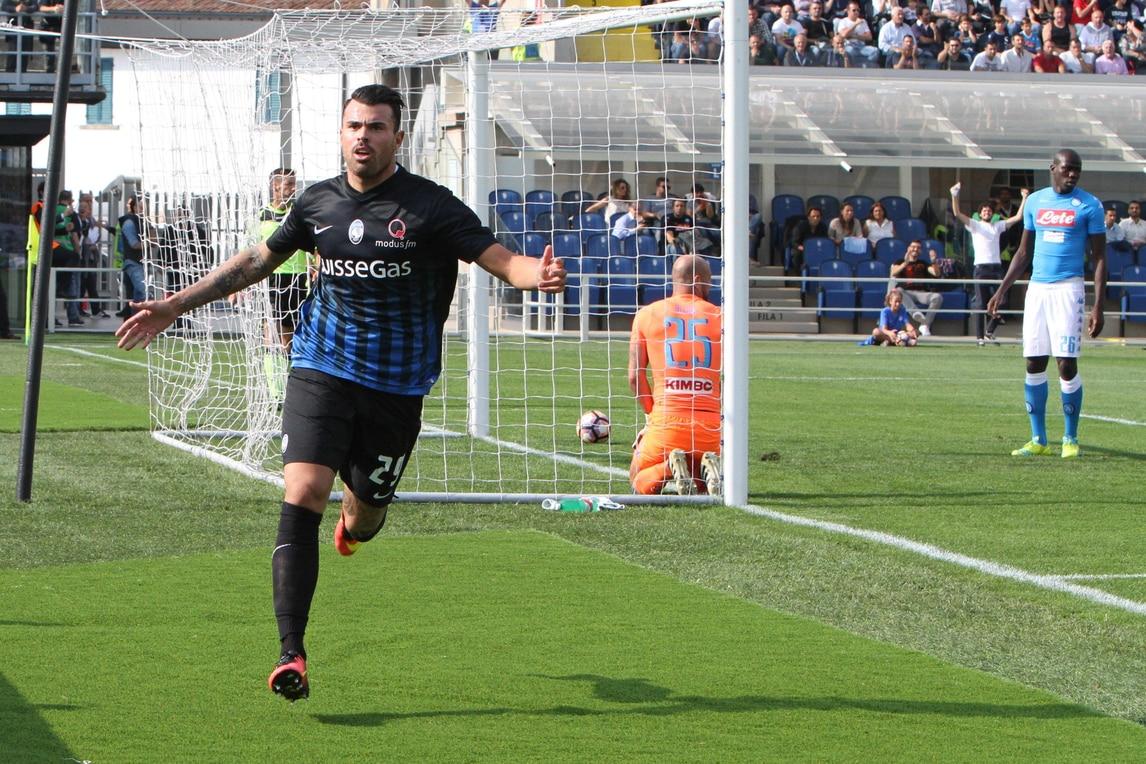 Serie A, Atalanta-Napoli 1-0: Petagna gol, azzurri al primo ko