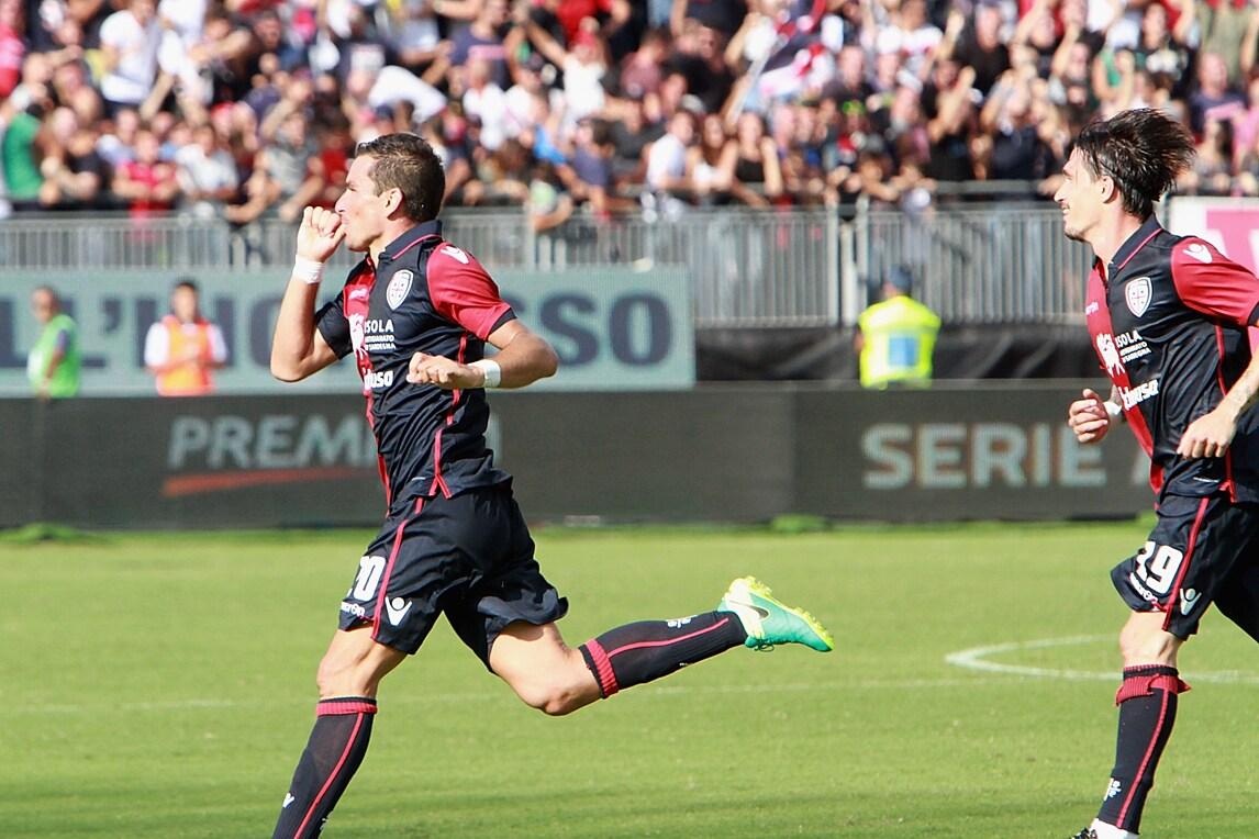 Serie A: Genoa e Cagliari ok. Pari tra Samp e Palermo