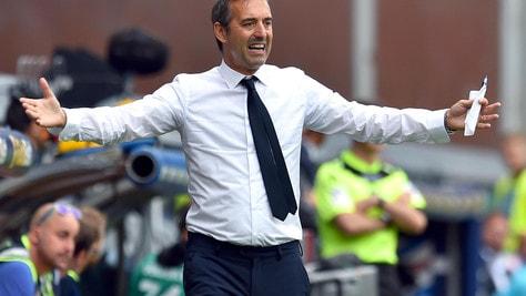 Serie A Sampdoria, Giampaolo: «Niente errori. Oddo lo conosco da sempre»