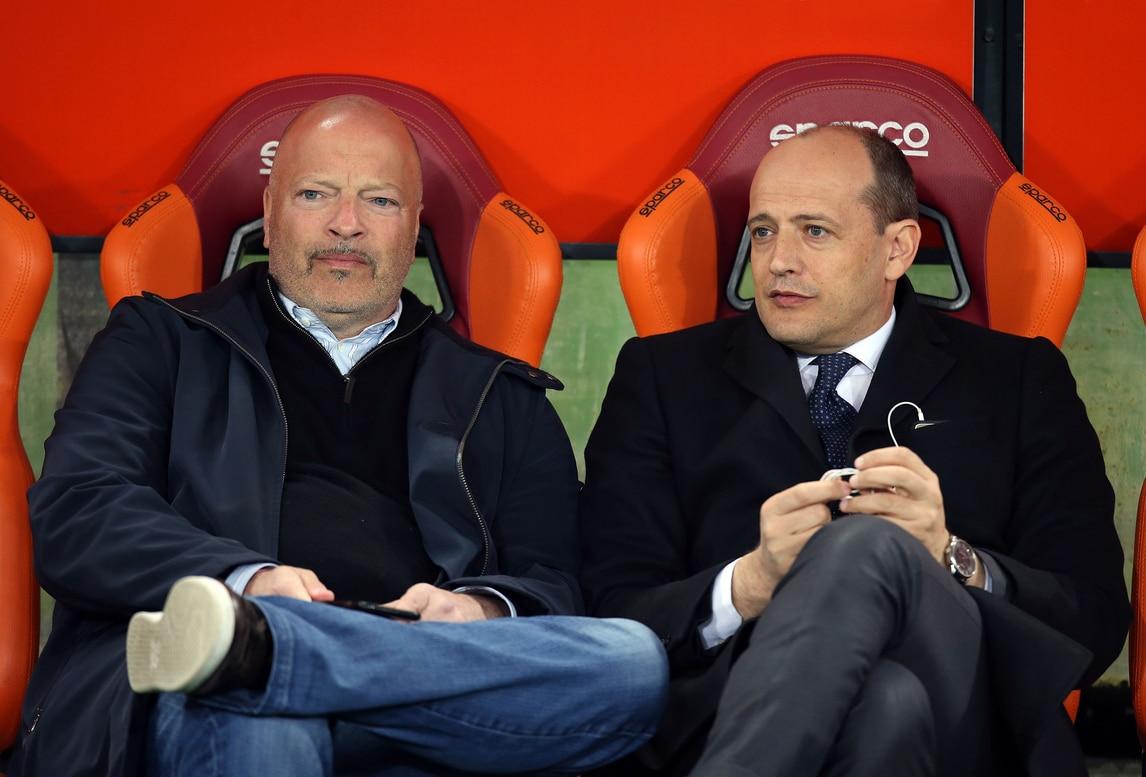 Roma, Baldissoni: «Ci auguriamo di proseguire con Spalletti a lungo»