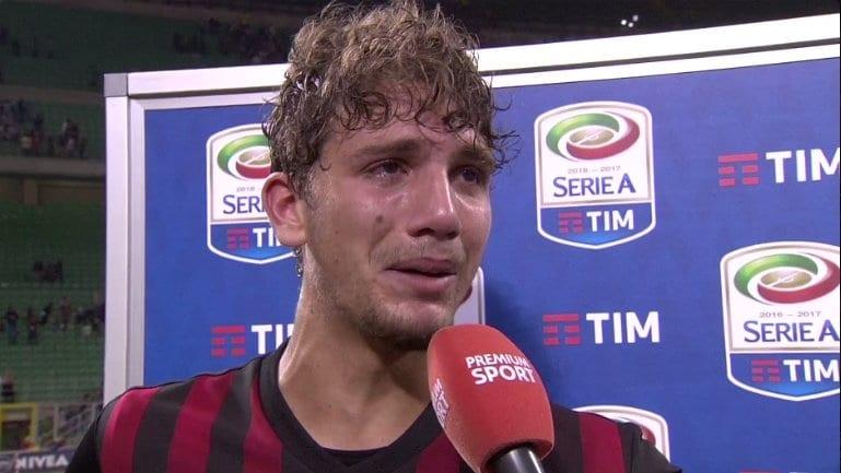Milan, Locatelli in lacrime: «Il gol? Sto sognando»