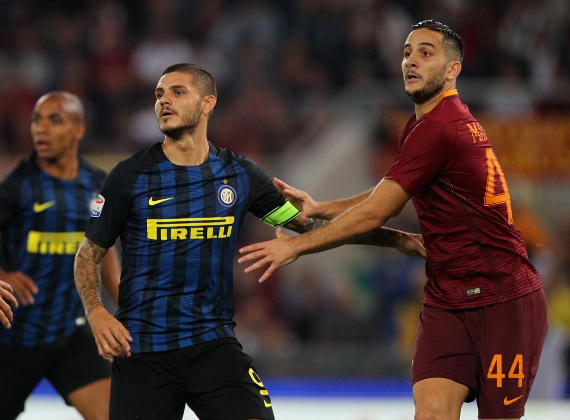 Roma-Inter, il 2-1 non è di Manolas: per la Lega autogol Icardi