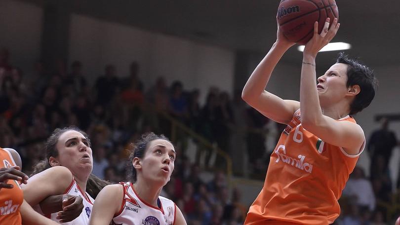 Basket A1 Femminile, Napoli va ko ed esonera Ricchini