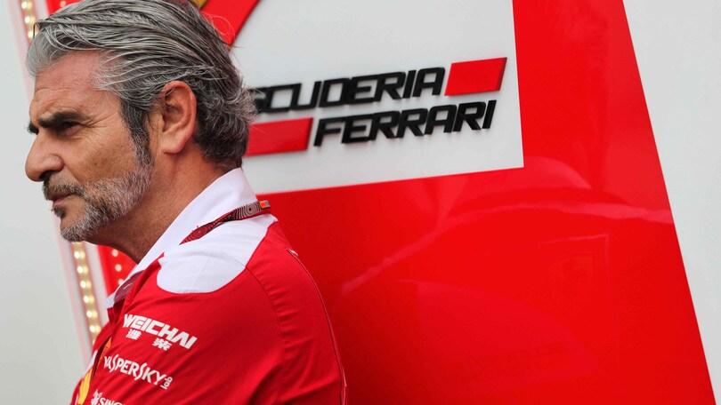 F1 Ferrari, Arrivabene: «Non è il risultato che volevamo»