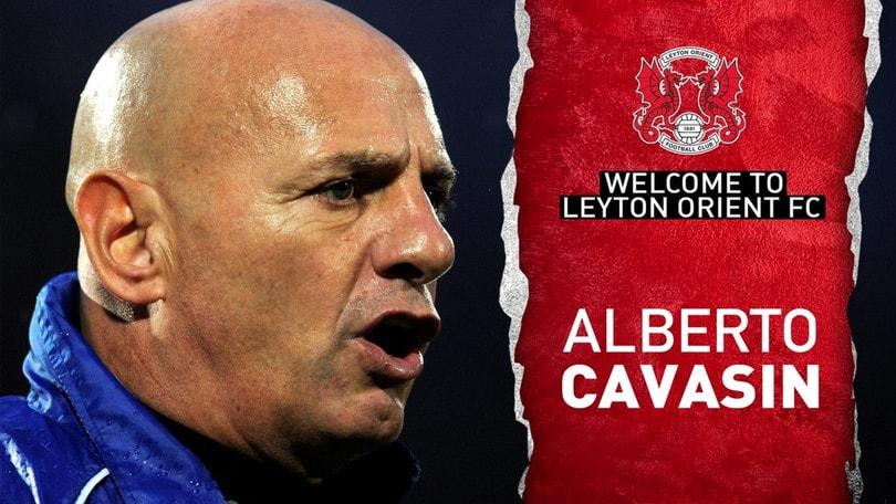 Calcio estero Leyton Orient, Cavasin nuovo allenatore