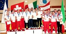 Euroraffa – Tre medaglie d'oro per il team azzurro