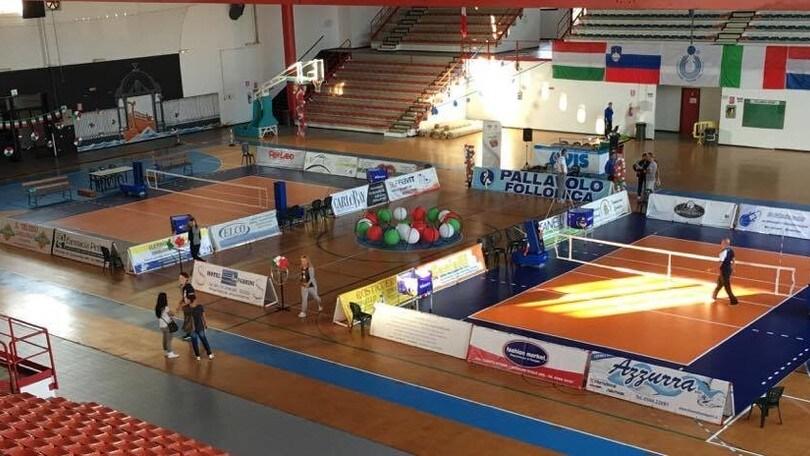 Sitting Volley: L' Italia femminile seconda a Follonica