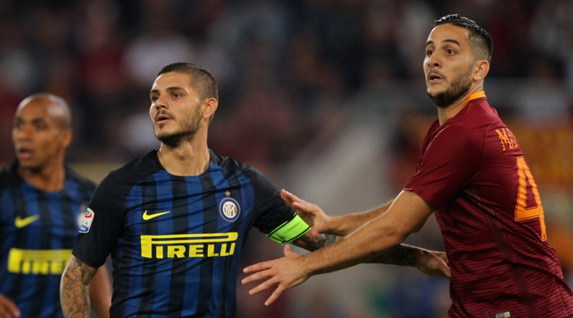 A decidere Roma-Inter è stato Mauro Icardi