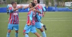 Colle di Fuori, Romei: «Contento per il gol e i tre punti»