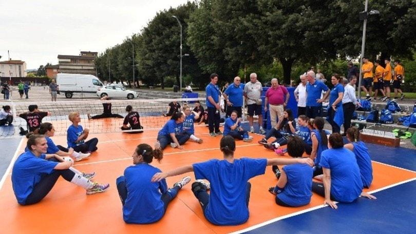 Sitting Volley: Pasciari guiderà ancora la Nazionale Femminile