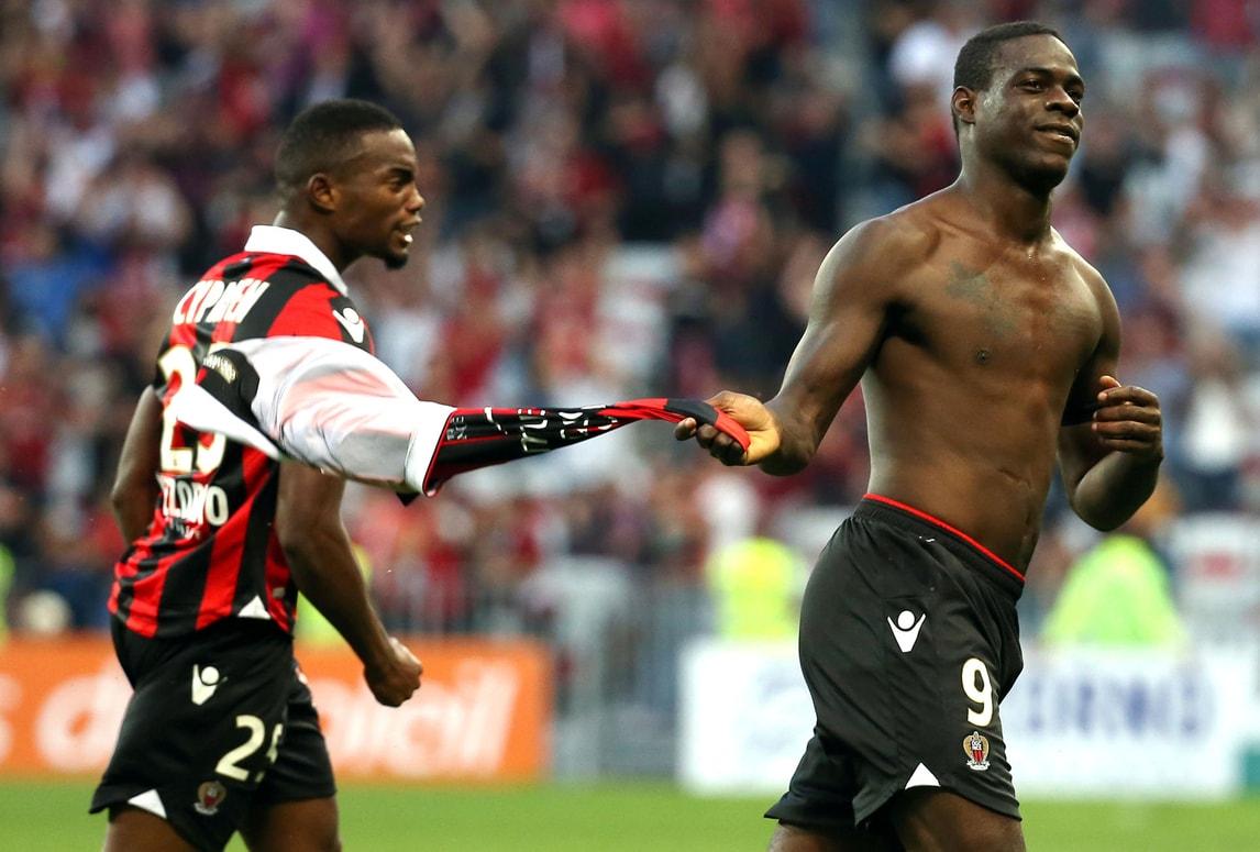 Ligue 1, ancora Balotelli: il titolo del Nizza crolla a 15,00