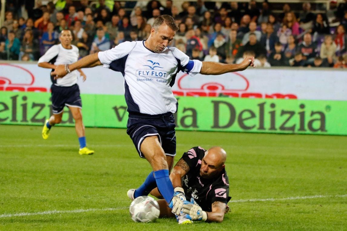 Batistuta: «Totti fa godere l'Italia»