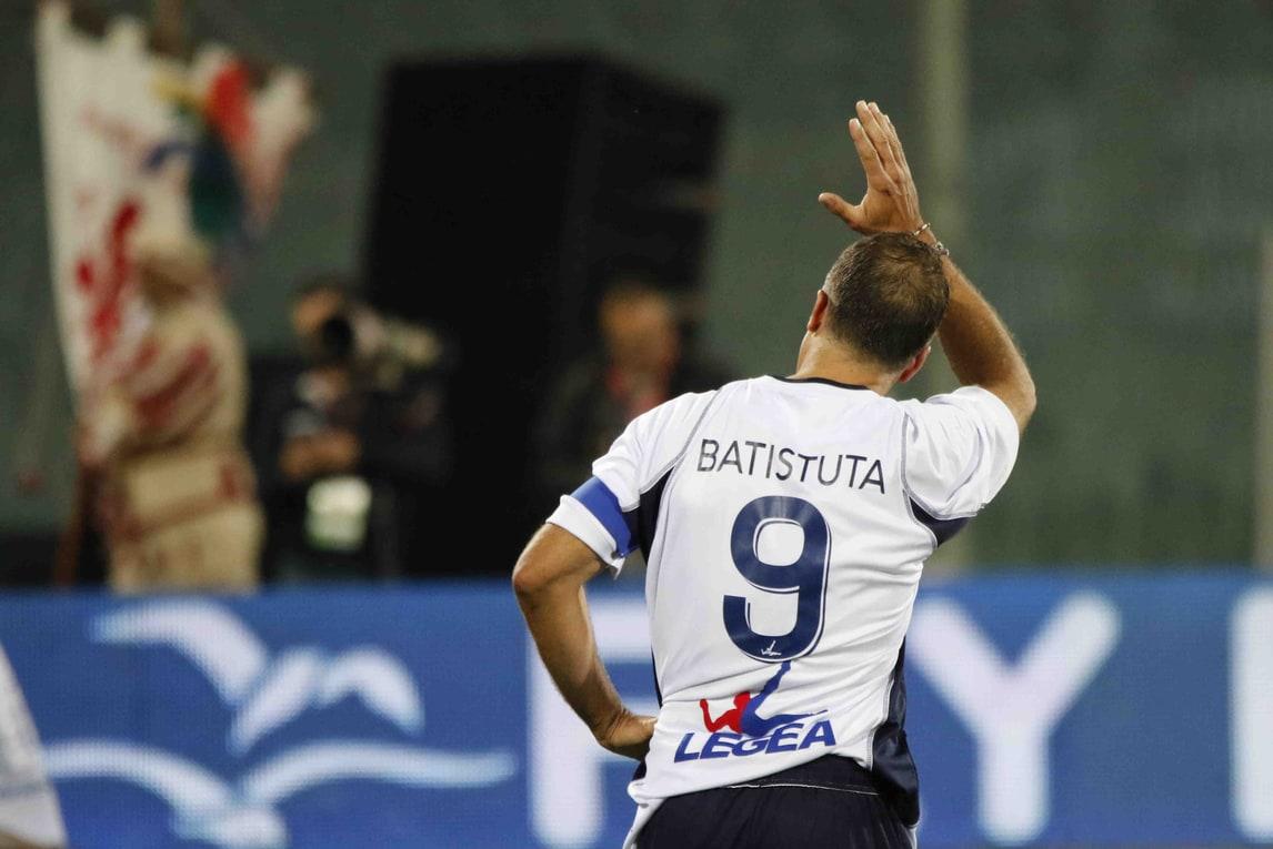 Renzi: «Batistuta ci ha fatto innamorare»