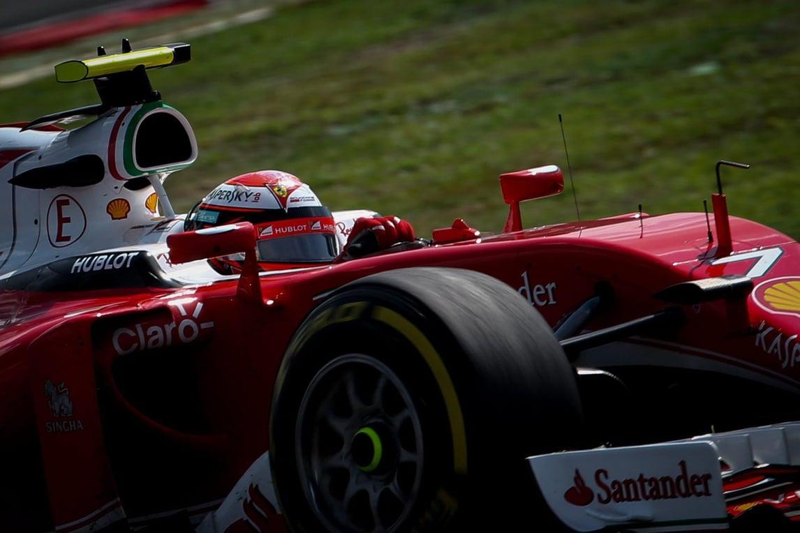 F1, Raikkonen: «Suzuka pista impegnativa»