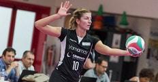 """Volley: A1 Femminile, Taylor Simpson è ufficialmente una """"Farfalla"""""""