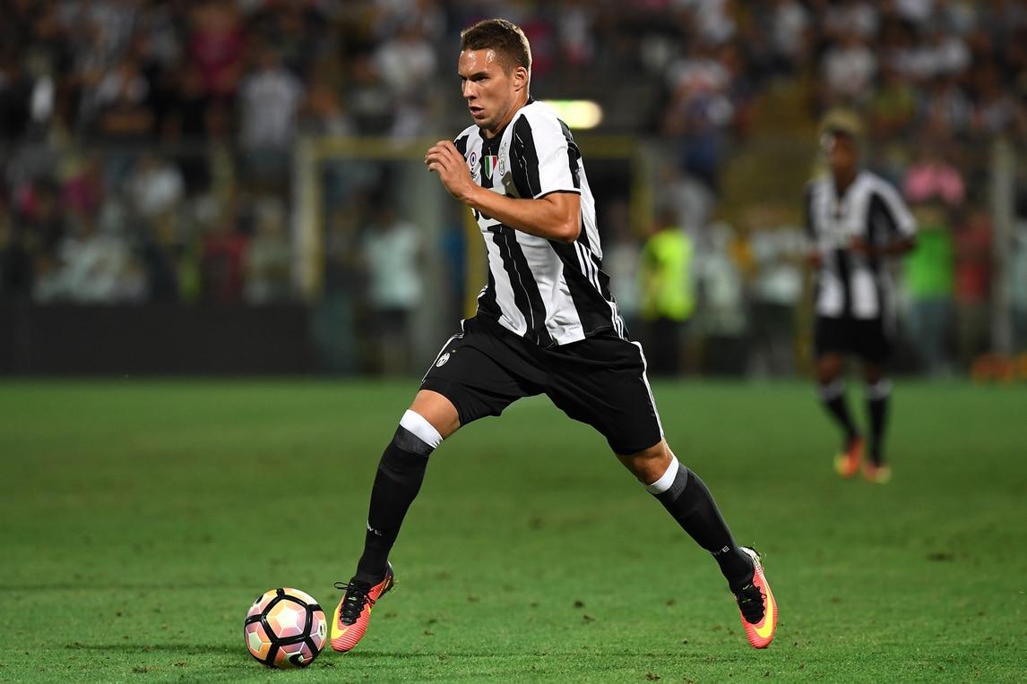Juventus, Pjaca si ferma: infortunio al perone