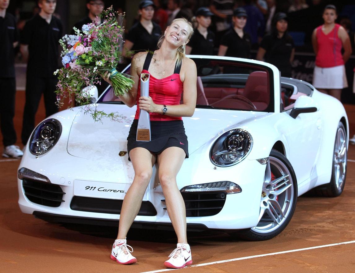 Tennis,Tas riduce squalifica Sharapova da 24 a 15 mesi