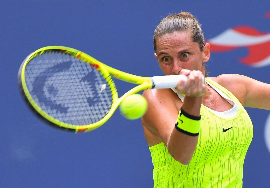Tennis, Wta Pechino: Vinci eliminata al secondo turno