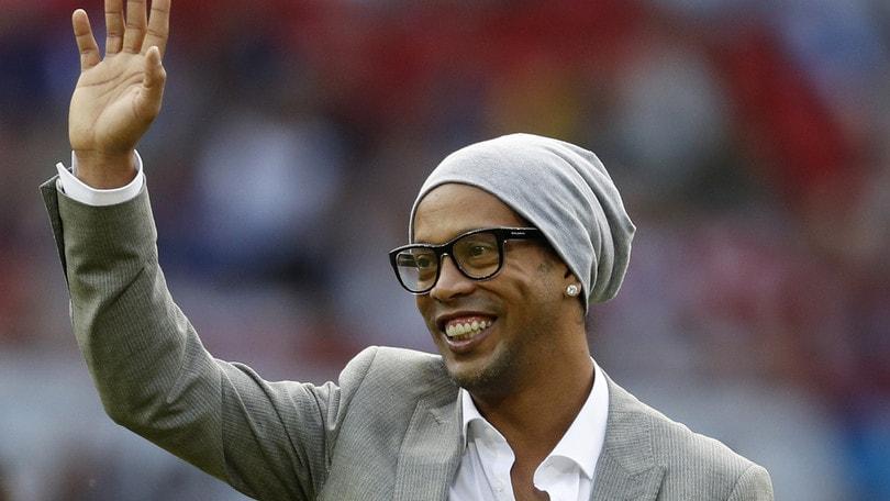 Ronaldinho: «Io al posto di Milik? Onorato ma sono troppo vecchio»
