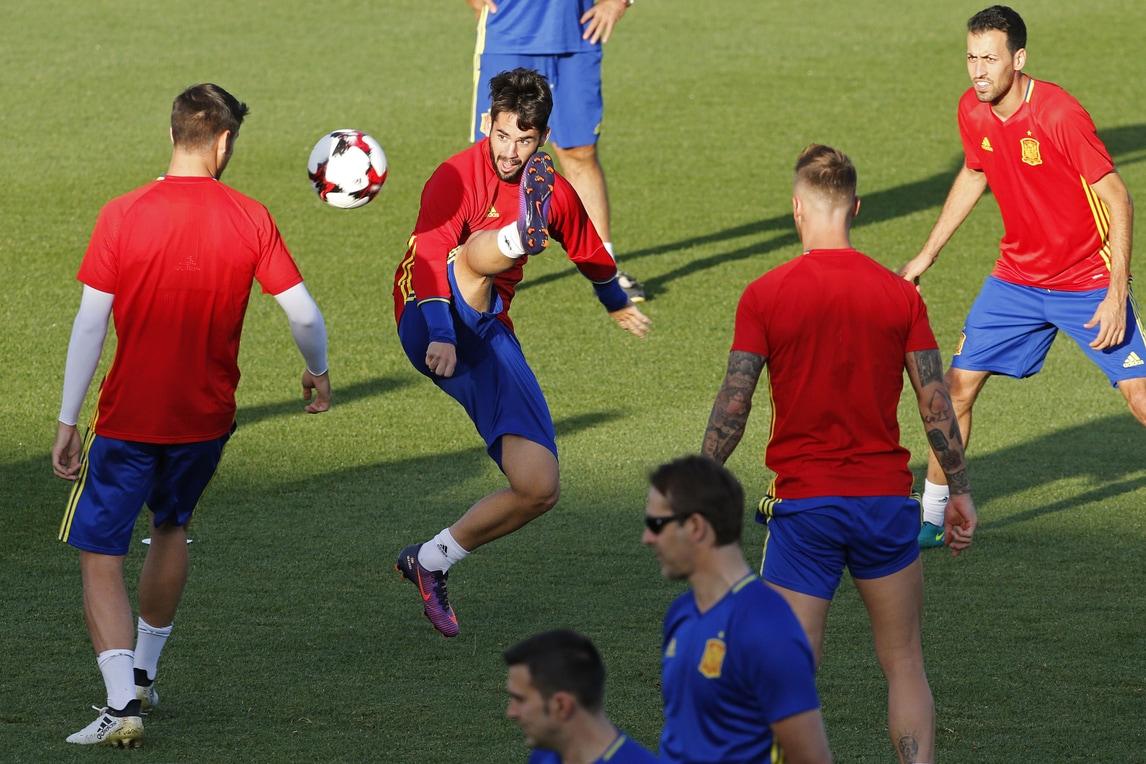 Busquets: «Spagna, è tempo di rivincita con l'Italia»