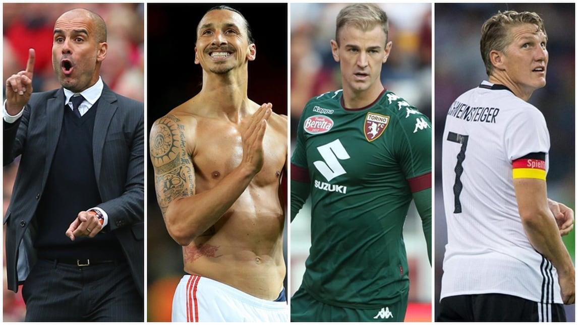 Gli 11 che Guardiola non sopporta: una squadra stellare