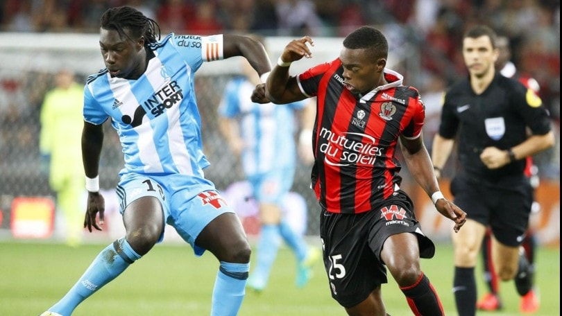 Cyprien, assist di tacco per Balotelli: è l'altro tesoro del Nizza, primo in Ligue 1
