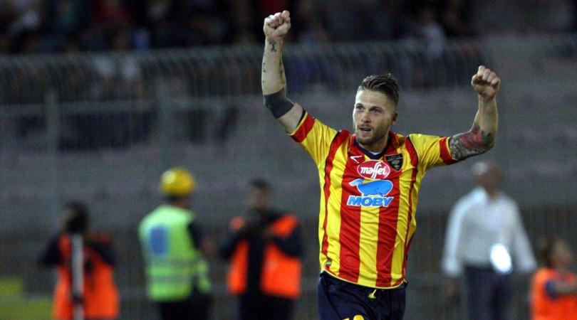 Lega Pro Lecce, Caturano: «In Serie B con questa maglia»