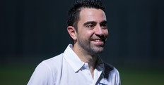 Xavi testimonial dei Mondiali in Qatar