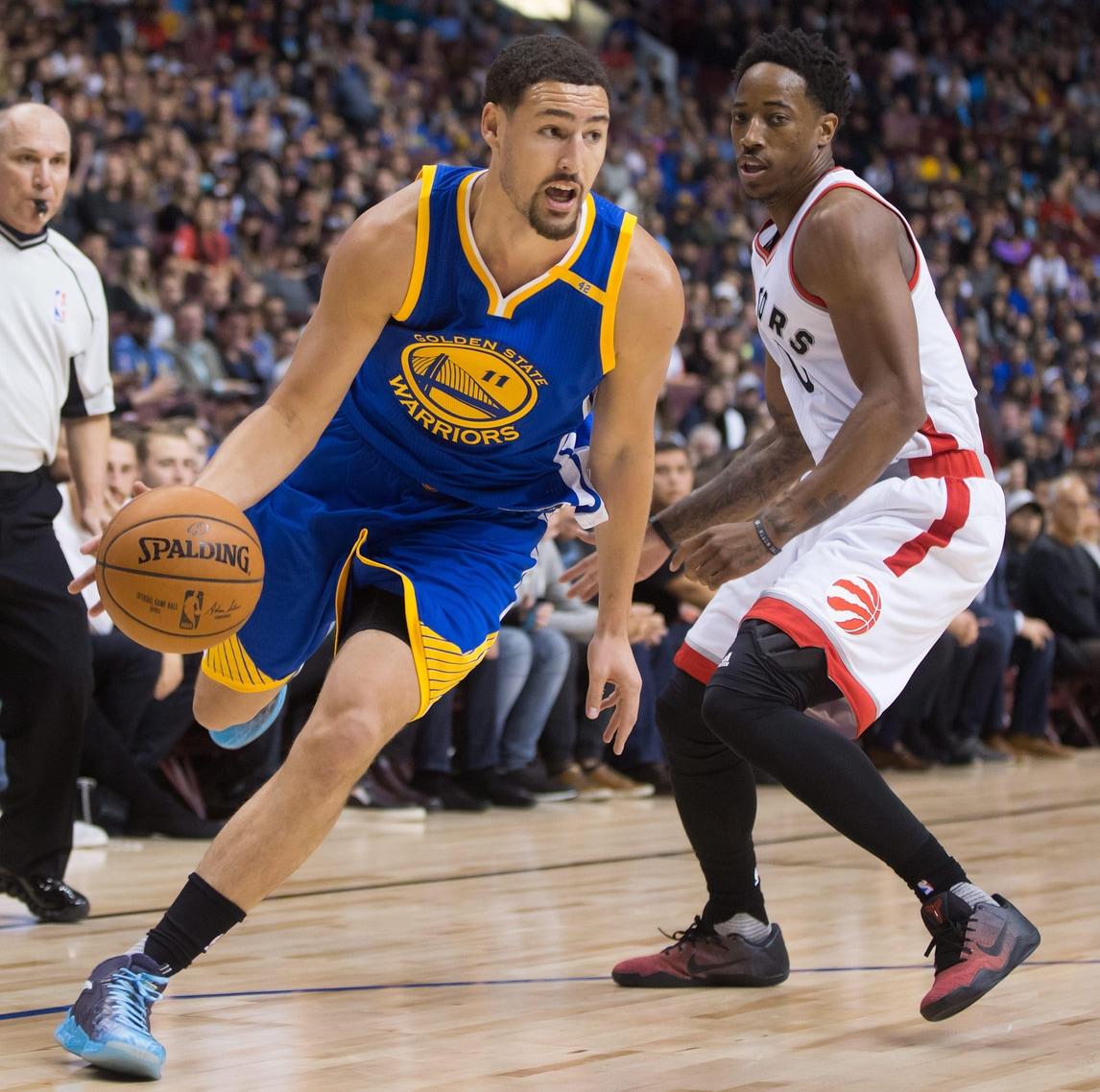 Basket NBA, la prima vittoria dei Warriors