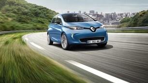 Renault Zoe 2017: foto