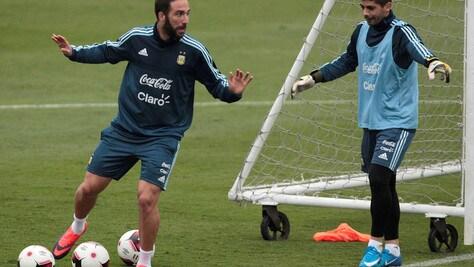 Bauza punta sull'Argentina targata Juventus: «Higuain è al top»