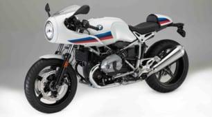 Intermot 2016: BMW strizza l'occhio agli Anni Sessanta con la nineT Racer