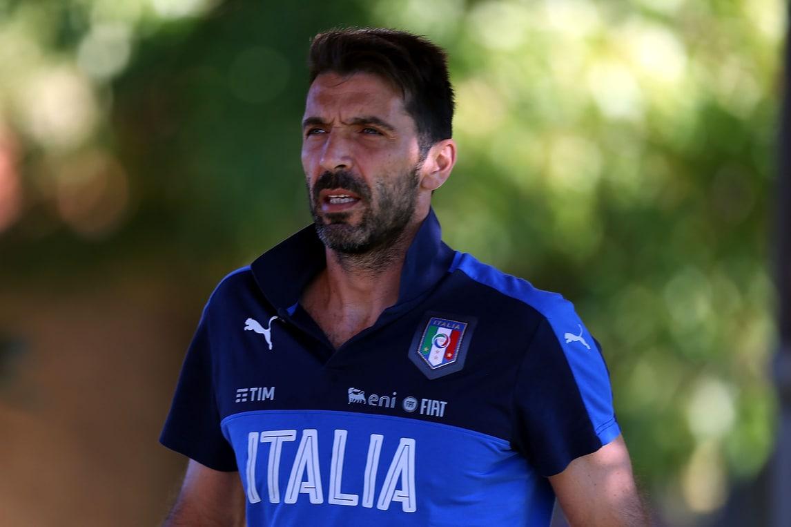 Italia, Buffon: «Stessa voglia di vincere come a Euro 2016»