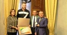 "Volley: Superlega, Zaytsev ""Ambasciatore dello Sport Umbro"""