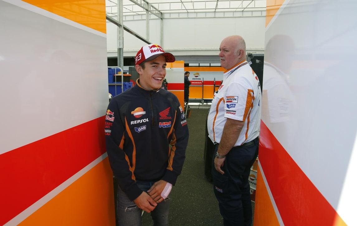 MotoGp, Marquez: «Zero polemiche con Rossi, parlerà la pista»