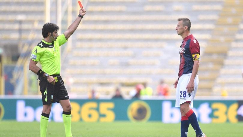 Serie A Bologna, Gastaldello: «Mi spiace non esserci con la Lazio»