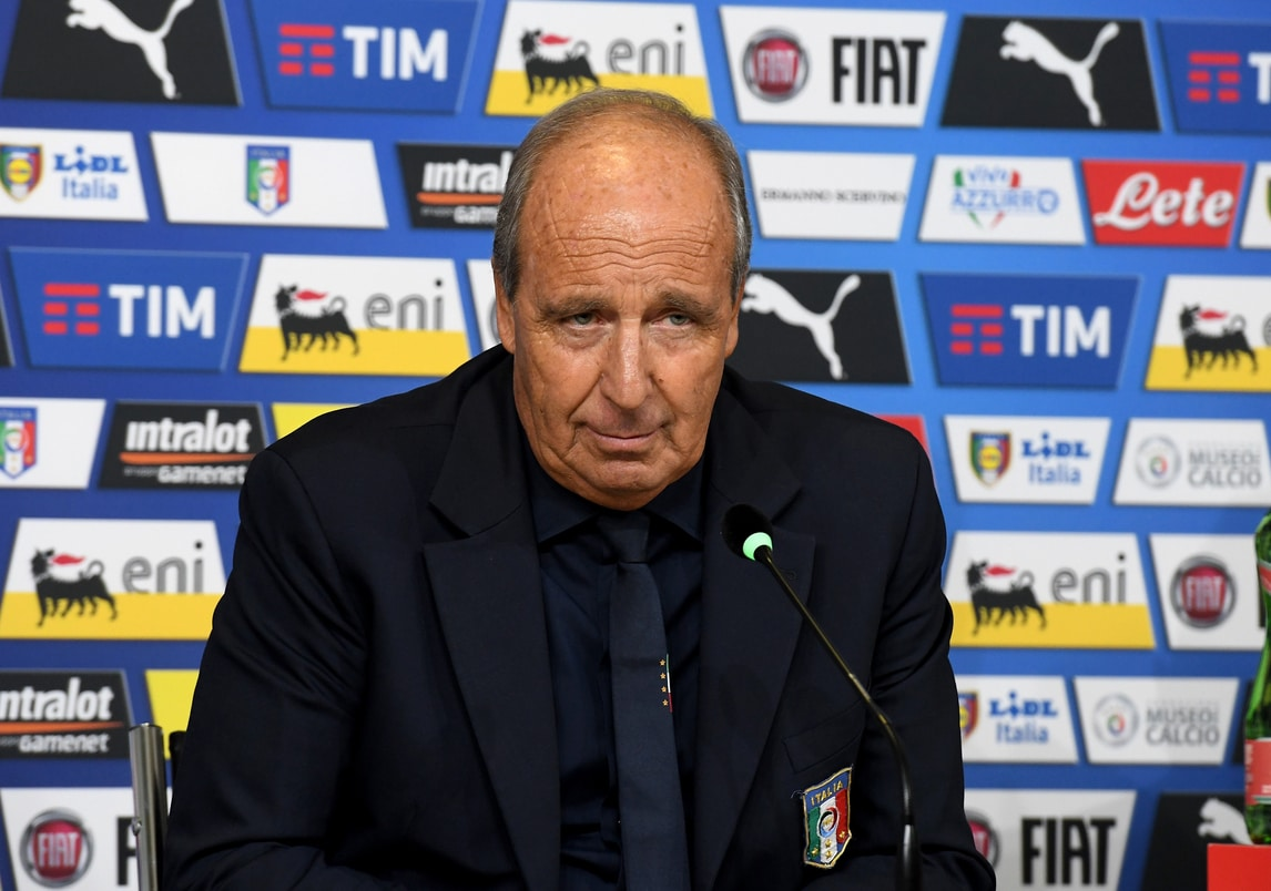 Italia, Ventura: «Felice allo Stadium, vince sempre la squadra di casa»