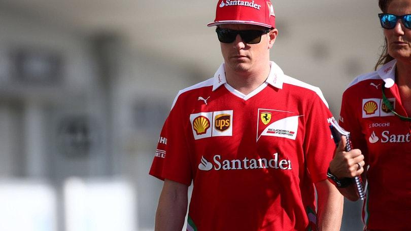 F1, Raikkonen: «Ci serve tempo, lavoro e pazienza»