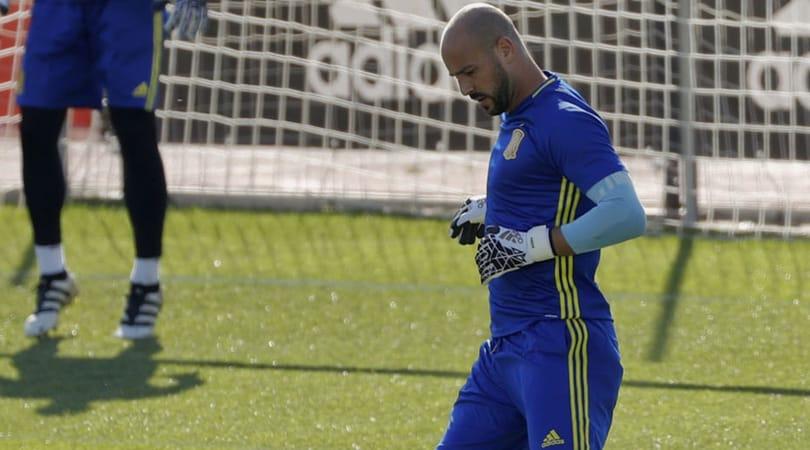 Spagna, Reina: «Buffon? Buon rapporto nonostante la rivalità delle squadre»