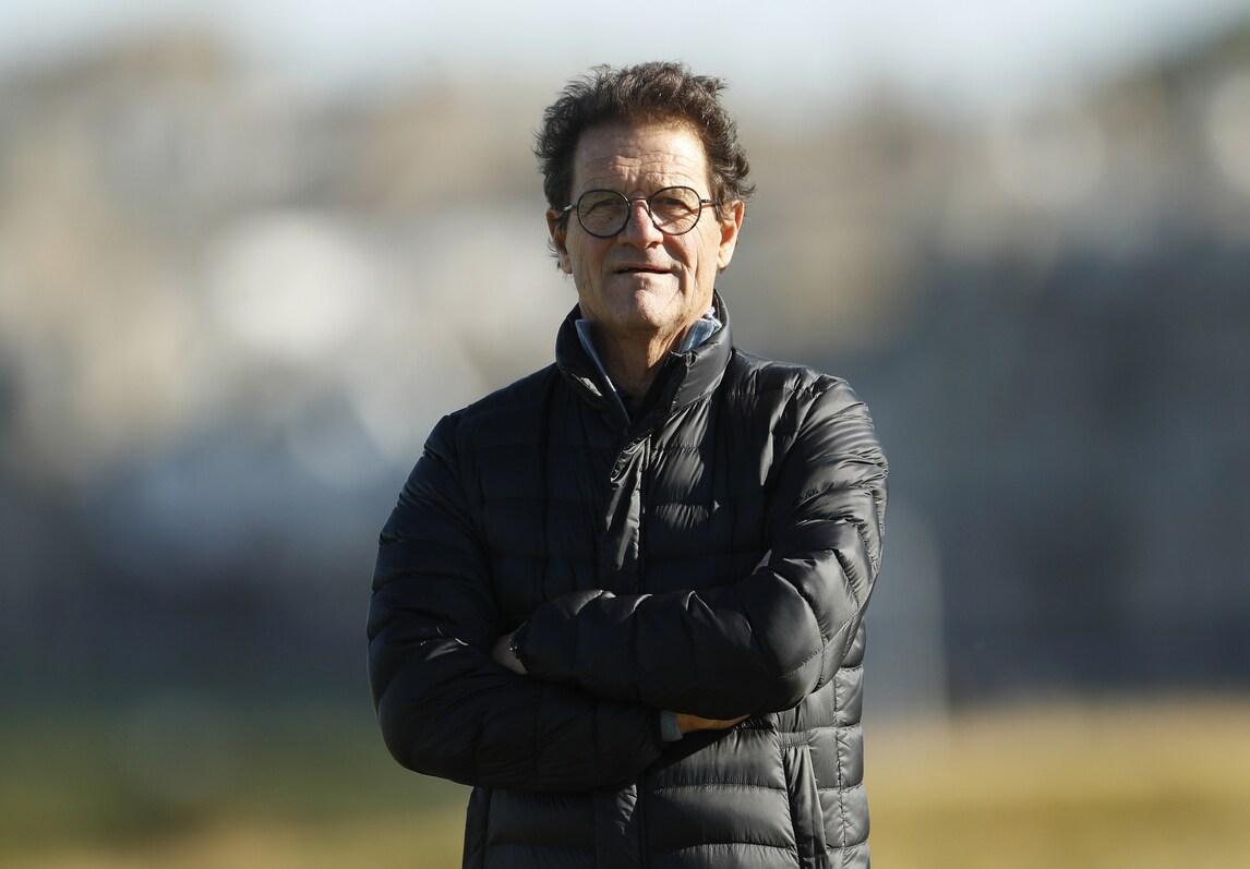 Capello: «Mi hanno offerto la panchina dell'Italia: ho rifiutato»